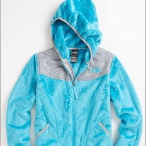 Big kids north face. Colorway-blue